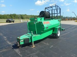 2011 Finn T60t 29 Hydro Seeder With Only 2260 Hours