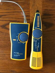 Fluke Networks Intellitone Pro 100 Toner And Probe Kit