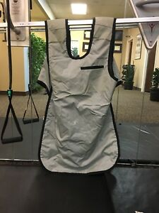 3 Lead Aprons X Ray protective Vest barrier