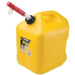 Fuel Transfer Lubrication Midwest Can 8600 Diesel 5 Gallon Capacity Spout