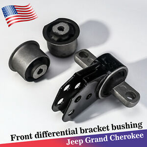 Front Differential Mount Set For Jeep Commander 2006 10 Grand Cherokee 2005 2010
