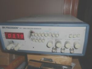 B K Precision Function Generator Model 4011 5 Mhz Lot 1464