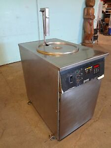 Resfab Deep Well Electric 60lbs Fryer Programmable Control Oil Filtration