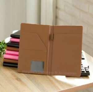 A4 B5 A5 Business Folder Manager Document Organizer Conference File Layout Clip