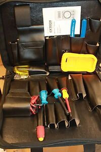 Extech Mn26 Autoranging Multimeter New In Tote With Accessories Tools New
