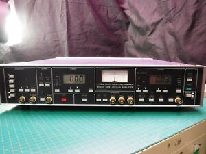 Dual Phase Lock In Amplifier Eg g Princeton Applied Research 5209 120khz