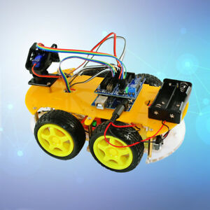 Multifunction Bluetooth Controlled Robot Smart Car Kit For Arduino High Quality