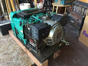 Cummings Onan Emerald Genset I 4000 Watt Rv Generator 4 Kw With Video