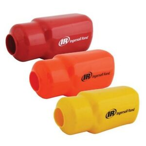 Protective Cover Tool Boot For Impact Wrench Gun Red Orange Yellow New