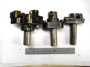 3 Turret Tools For Hardinge Or B s Turret Lathes Or Screw Machines 3 4 Shank