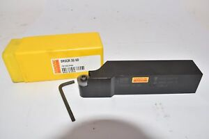 New Sandvik Coromant Style Srscr 20 6d Indexable Turning Tool Holder 6 Oal