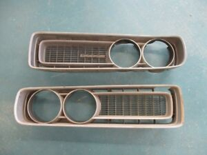 71 72 Dodge Charger Grilles Grille Lh Rh Ds Ps 1971 1972