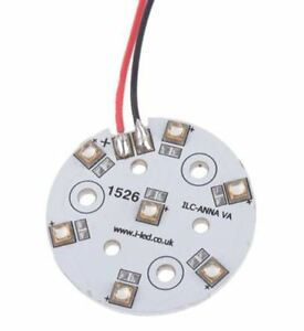 Ils Ilc ona7 debl sc211 wir200 Oslon 80 Poweranna Coin Circular Led Array 7 B