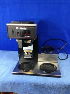 Bunn Vp17 3 Commercial Coffee Maker 3 Warmers