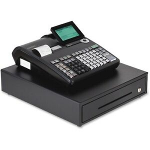 Casio Pcr t2300 Thermal Printer Cash Register