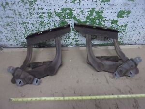 1978 Ford Pickup Hood Hinges Left Right 1973 1979 1977 1976 1975 Truck Bronco