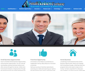 Turnkey Business Opportunity And Resources Ready to go Online Business Website