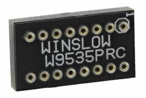 Winslow Straight Smt 1 27 Mm 7 62 Mm Pitch Ic Socket Adapter 16 Pin Female Dip