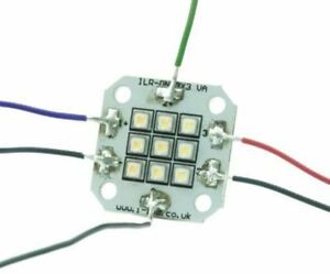 Ils Ilr ow09 hwnx pc221 wir200 Circular Led Array 3 White Leds 2700k