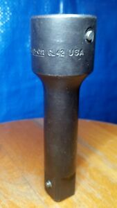 Snap On 3 4 Drive 5 Inch Extension Gl42