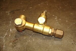 Pressure Washer Unloader Valve New Unused Includes All Hardware Qty 3