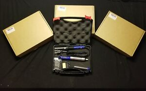 4 Sets Alemon 6 In 1 Electric Soldering Iron Kit 287214