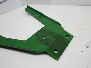 Reproduction John Deere Tractor Small Seat Cushion Support Back Plate R27785