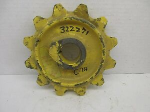 Nos Ford New Holland Combine Straw Elevator Sprocket 322271