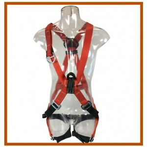 New Bashlin Full Body Harness 683xc l Climbing Equipment Safety Large