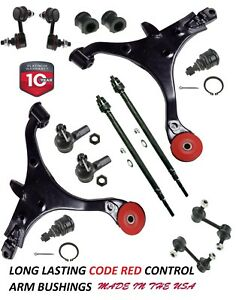 Front And Rear Suspension Kit For 2001 2005 Acura El Honda Civic Excludes Si