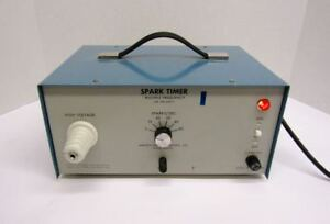 Sargent welch Scientific Co Spark Timer Multiple Frequency 0872 no Fuse