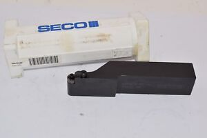 New Seco Style 13107 Indexable Turning Tool Holder 6 Oal