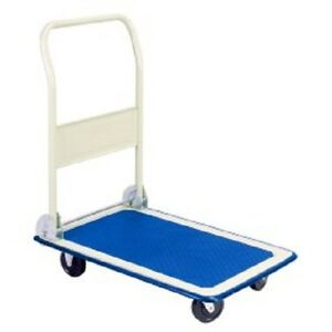 Folding Luggage Platform Cart Truck 300 lb Capacity Move Heavy Tools Machinery