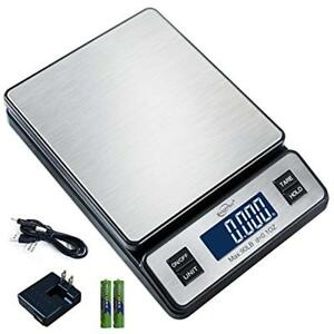 Postal Scales Weighmax W 2809 90 Lb X 0 1 Oz Durable Stainless Accurate Weigh
