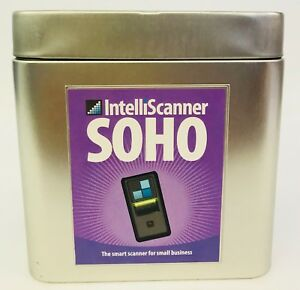 Intelliscanner Soho Mini Personal Barcode Scanner Small Business Usb Portable