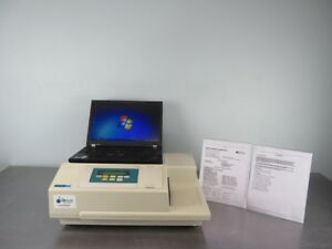 Molecular Devices Spectramax Plus 384 Microplate Reader With Warranty See Video