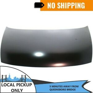 New Front Hood Panel Fit Honda Civic Coupe 2006 2011 Ho1230149