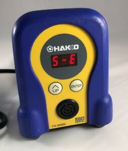 Hakko fx888d 23by Replacement Soldering Power Supply Base Unit Only tested