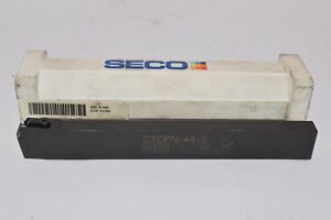 Seco Style 41598 Indexable Turning Tool Holder 8 Oal