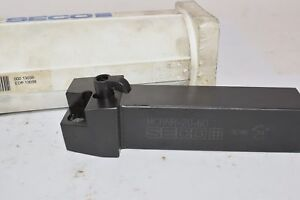 New Seco Style 13038 Indexable Turning Tool Holder 6 Oal