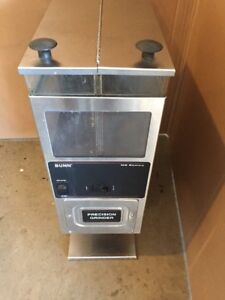 Bunn G9 2hd Commercial Coffee Bean Grinder
