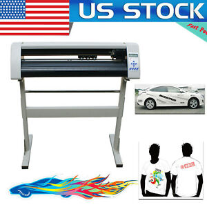 Usb 24 Cutting Plotter Vinyl Sticker Cutter Redsail Rs720c With Stand