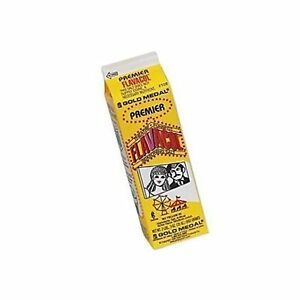 Gold Medal 2500ct Ct Premier Flavacol No Tax Free 2 Day Ship