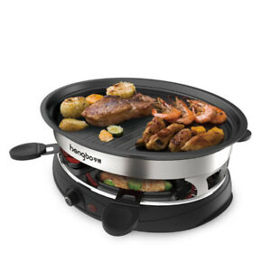 Household Multifunctional Electric Oven Bbq Grill With Barbecue Double Layers 4