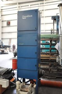 Donaldson Torit Mhp 1 Mist Collector 3 Hp Drain Port On Bottom Of Unit