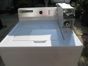 Coin Operated Maytag Washer