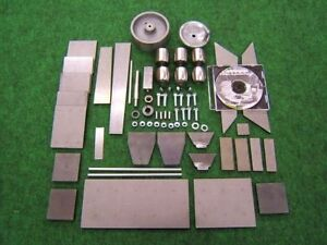 English Wheel Kit 3 Planishing Hammer Pullmax Rat Rod Harley Usa