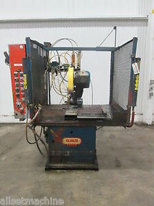 Kalamazoo Semi automatic Heavy Duty Cold Saw In Work Cell Used Am15340