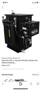 Brand New Alkota Vfs 1 Pump Hot Water Pressure Washer Filtration Cleaning