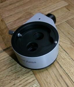 Carl Zeiss Adapter For Opmi Surgical Microscope